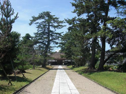 澤将監の館