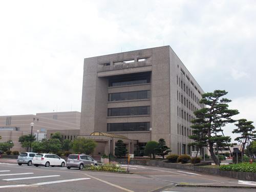 見附市役所