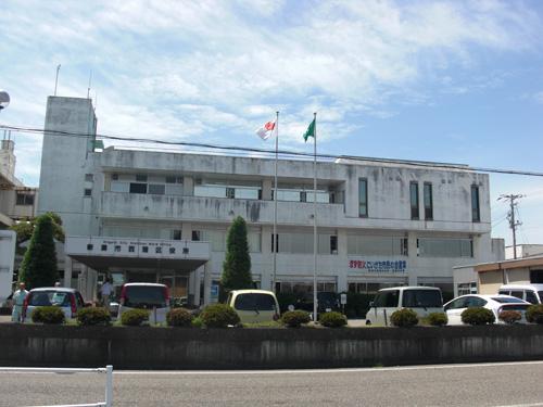 新潟市西蒲区役所